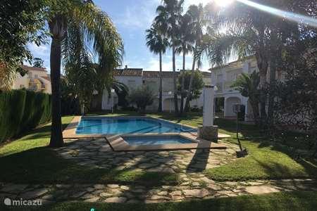 Vakantiehuis Spanje, Costa Blanca, Dénia appartement Casa Denia