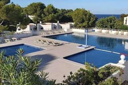 Vakantiehuis Spanje, Ibiza, Cala Tarida - appartement Casa Cinco