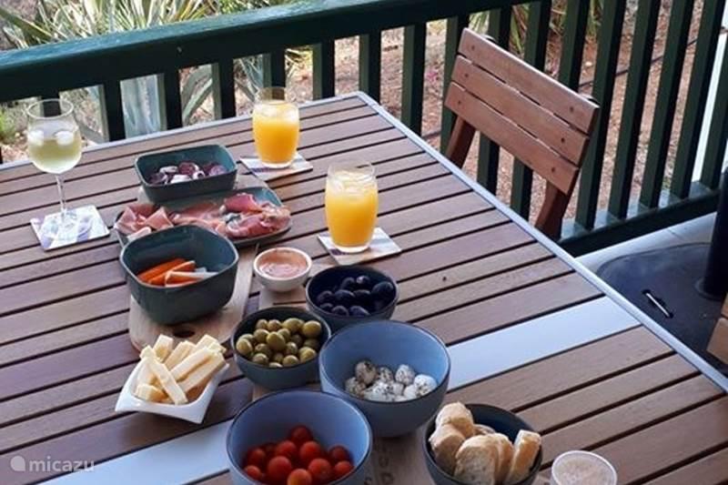 Vakantiehuis Spanje, Ibiza, Cala Tarida Appartement Casa Cinco