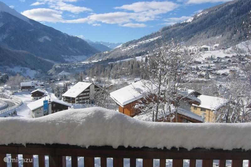 Vakantiehuis Zwitserland, Wallis, Fiesch Chalet Chalet Mistelhof Benedenwoning 4per