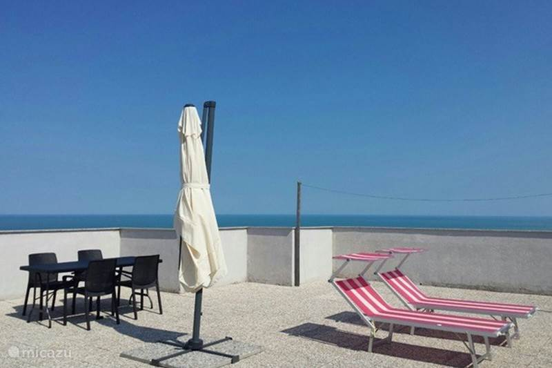 Vakantiehuis Italië, Abruzzen, Tortoreto Appartement Casa BluVerde