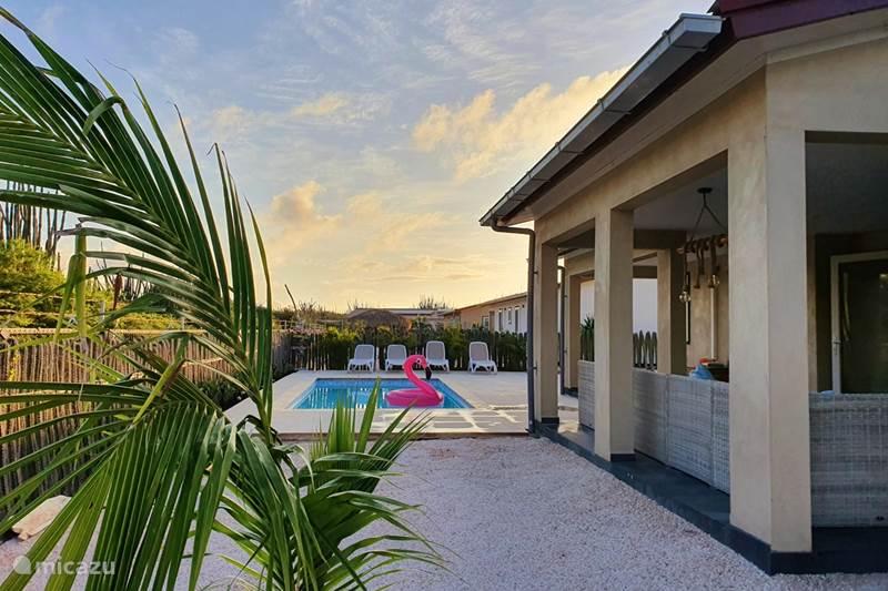Ferienwohnung Bonaire, Bonaire, Kralendijk Ferienhaus Kas Kadushi