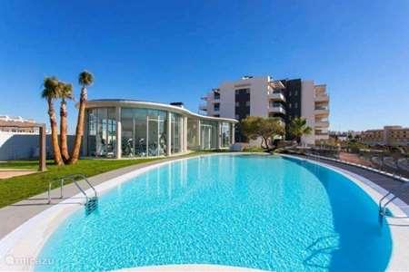 Vakantiehuis Spanje, Costa Blanca, Orihuela Costa appartement Residencial Green Hills