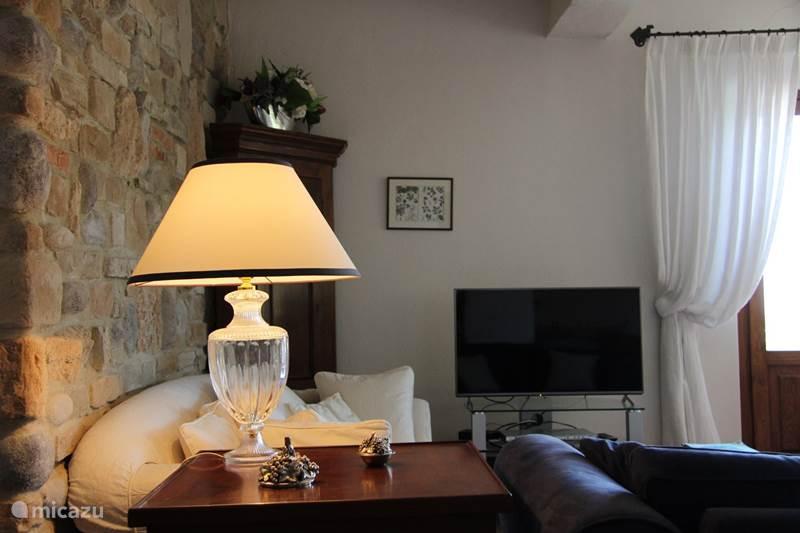 Vakantiehuis Italië, Toscane, Loro Ciuffenna Villa 'Villarosa' in Toscane