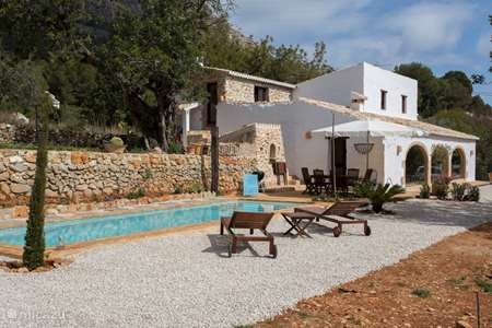 Vakantiehuis Spanje, Costa Blanca, Javea – finca La Gallarda