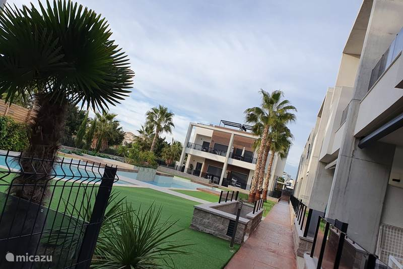Vakantiehuis Spanje, Costa Blanca, Guardamar del Segura Appartement Huis Spanje: Casa Linda Vista