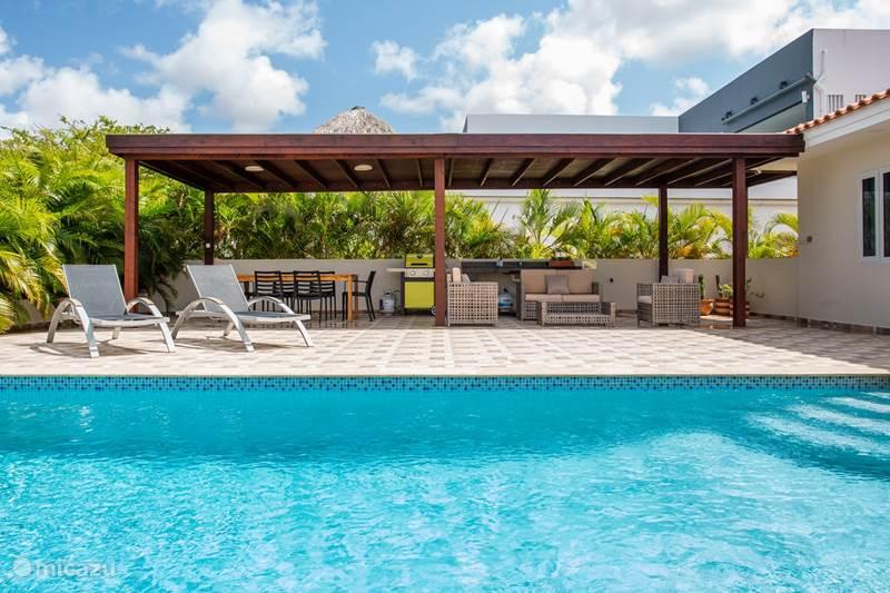 Ferienwohnung Curaçao, Banda Ariba (Ost), Vista Royal Villa Villa Kas Solo