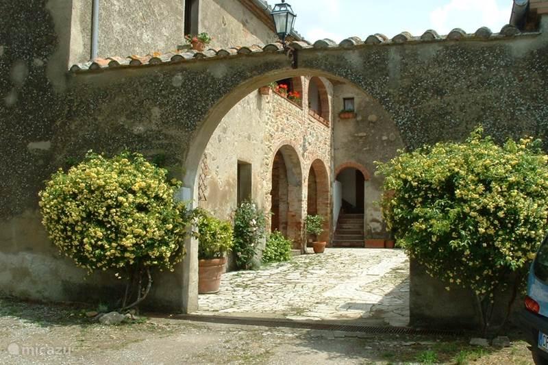 Vakantiehuis Italië, Toscane, Torrita Di Siena Appartement Pian d'Olmo