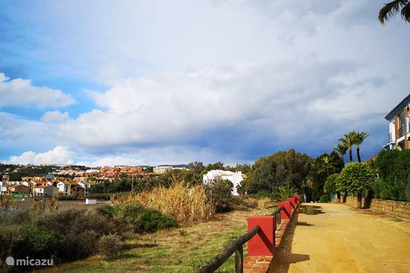 Vacation rental Spain, Andalusia, Casares Costa Apartment Apartment La Perla 601