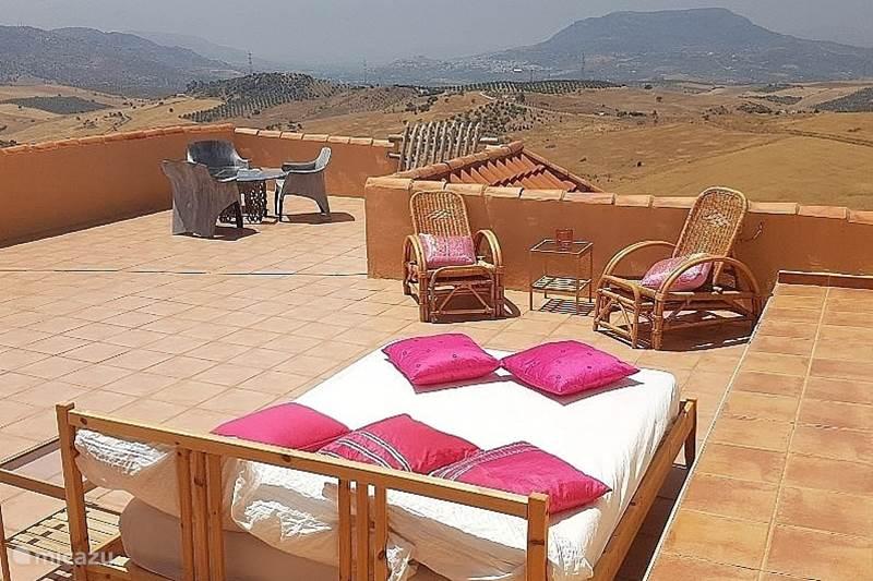 Vakantiehuis Spanje, Andalusië, Álora Villa Freedom in the nature, caminodelRey