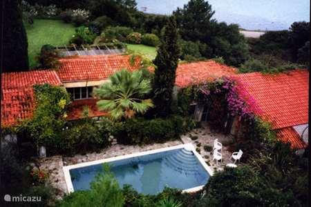 Vakantiehuis Frankrijk, Corsica, Calcatoggio villa La Bergerie - bungalow aan zee