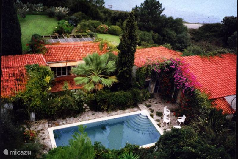 Vacation rental France, Corsica, Calcatoggio Villa La Bergerie