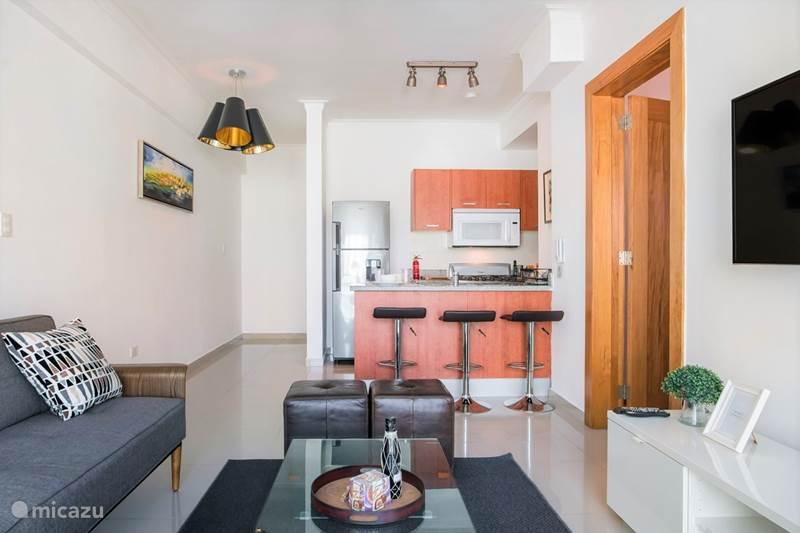 Vakantiehuis Dominicaanse Republiek, Zuidkust, Santa Domingo Appartement Santo Domingo Centrum Appartement