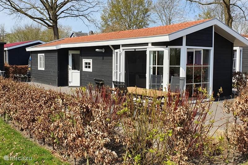 Vakantiehuis Nederland, Gelderland, Hulshorst (Veluwemeer) Chalet Havik 18 (HA18-5p)