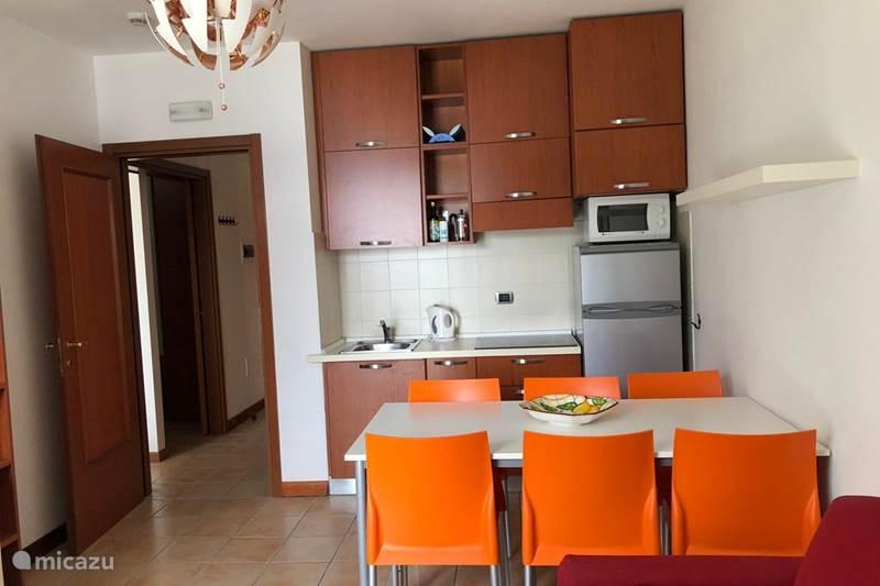 Vakantiehuis Italië, Italiaanse Meren, Porlezza Appartement Porto Letizia S11 met meerzicht