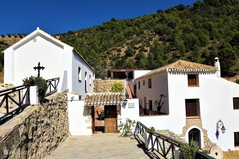 Vakantiehuis Spanje, Andalusië, Montefrio Vakantiehuis Molino Mairena vakantiehuis