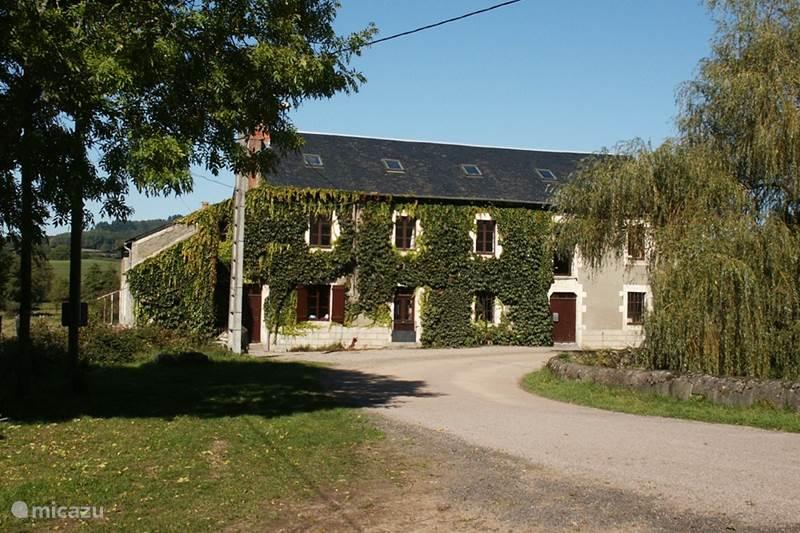 Vakantiehuis Frankrijk, Nièvre, Mhère Landhuis / Kasteel Moulin de Vaupranges
