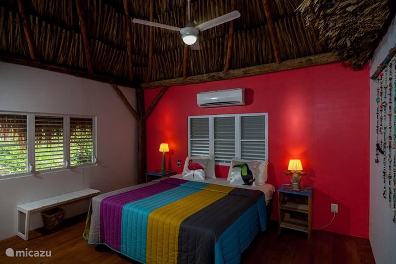 Vacation rental Curaçao, Curacao-Middle, Sint Michiel Cabin / Lodge Flamingo