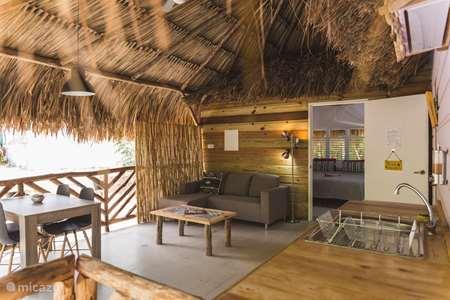 Ferienwohnung Curaçao, Curacao-Mitte, Sint Michiel blockhütte / lodge Kunuku