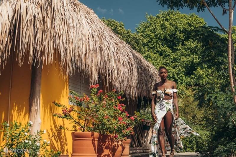 Vakantiehuis Curaçao, Curacao-Midden, Sint Michiel Blokhut / Lodge Kunuku