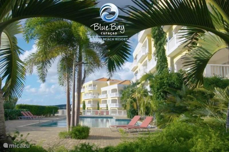 Vakantiehuis Curaçao, Curacao-Midden, Blue Bay Appartement Blue Bay Beach Apartment