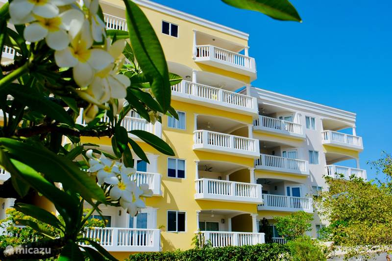 Vacation rental Curaçao, Curacao-Middle, Blue Bay Apartment Blue Bay Beach Apartments