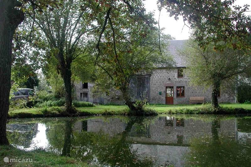 Vakantiehuis Frankrijk, Puy-de-Dôme, Saint-Maurice-près-Pionsat Vakantiehuis Vakantiehuis La Chaux