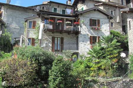Vakantiehuis Italië, Comomeer, Gravedona vakantiehuis Elisabeth