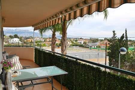 Ferienwohnung Spanien, Costa Blanca, Alfáz del Pi appartement Komplette App 2-6 Pers. Costa Blanca