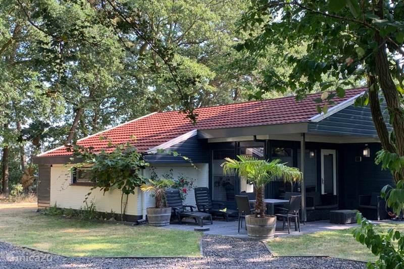 Vakantiehuis Nederland, Overijssel, Denekamp Bungalow Luxe vakantiebungalow Twentelodge