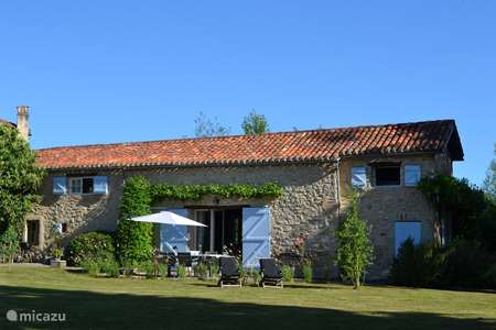 Vakantiehuis Frankrijk, Lot, Prayssac - gîte / cottage La Brique
