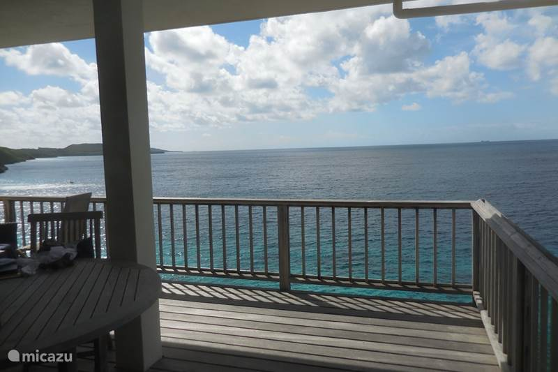 Vacation rental Curaçao, Banda Abou (West), Santa Martha Villa Directly on the Sea: Coral Ciff