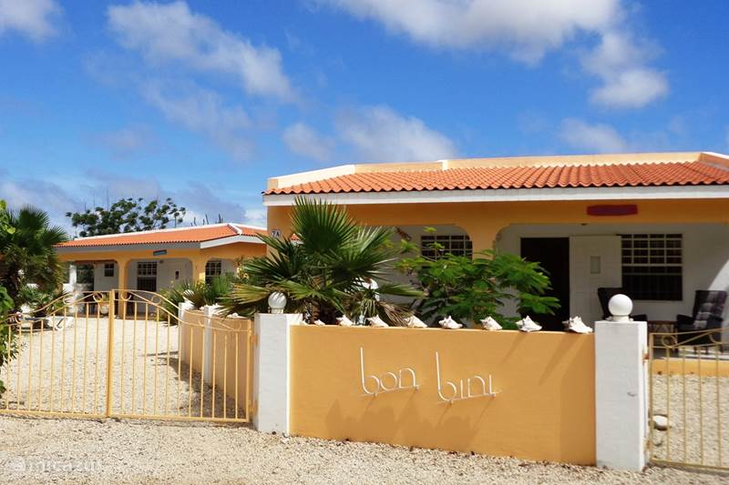 Vakantiehuis Bonaire, Bonaire, Kralendijk Bungalow Kas Mi Dushi