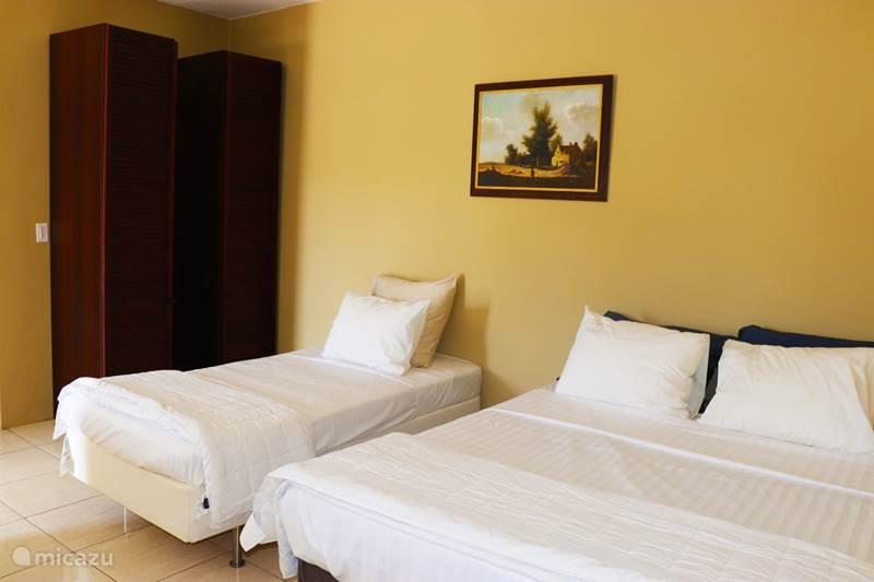 Ferienwohnung Curaçao, Curacao-Mitte, Santa Rosa-Scherpenheuvel Appartement Gruppengarten Getaway
