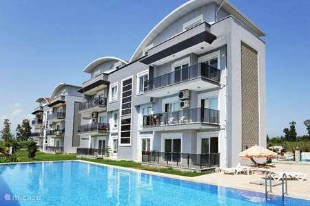 Vakantiehuis Turkije – appartement River Park