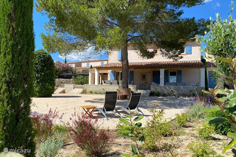 Vakantiehuis Frankrijk, Vaucluse, Saumane-de-Vaucluse Villa  Villa Bon Séjour (201)