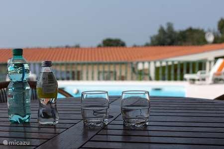 Vakantiehuis Portugal, Coimbra, Mouronho - bed & breakfast Charme B & B Casa de Verao