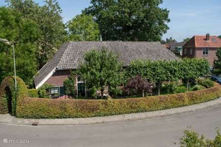 Vacation rental Netherlands, Gelderland, Neede farmhouse The Paalmanshoes