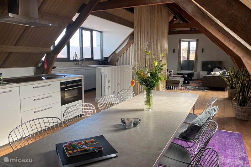 Vacation rental Netherlands, South Holland, Noordwijk Holiday house Tulipa Noordwijk