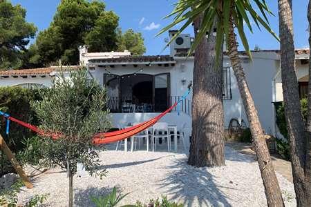 Ferienwohnung Spanien, Costa Blanca, Moraira bungalow Casa Marquérite Moraira