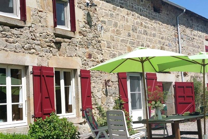 Vacation rental France, Puy-de-Dôme, Saint-Gervais-d'Auvergne Holiday house Holiday home Charvillat