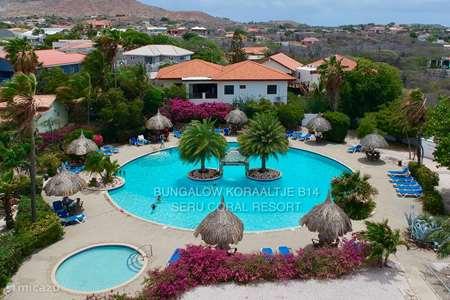 Ferienwohnung Curaçao, Curacao-Mitte, Koraal Partier - bungalow Schöner Bungalow im Club SeruCoral