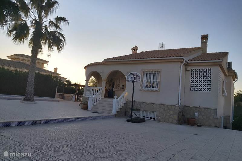 Vakantiehuis Spanje, Costa Blanca, La Marina Vakantiehuis Casa Maxima