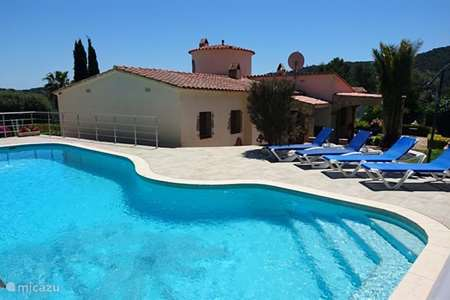 Vakantiehuis Spanje, Costa Brava, San Antonio de Calonge - villa Villa Felicidad
