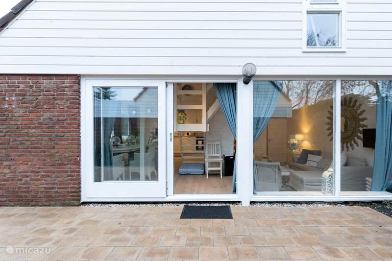 Vakantiehuis Nederland, Zuid-Holland, Noordwijkerhout Vakantiehuis Huisje Bloemenzee