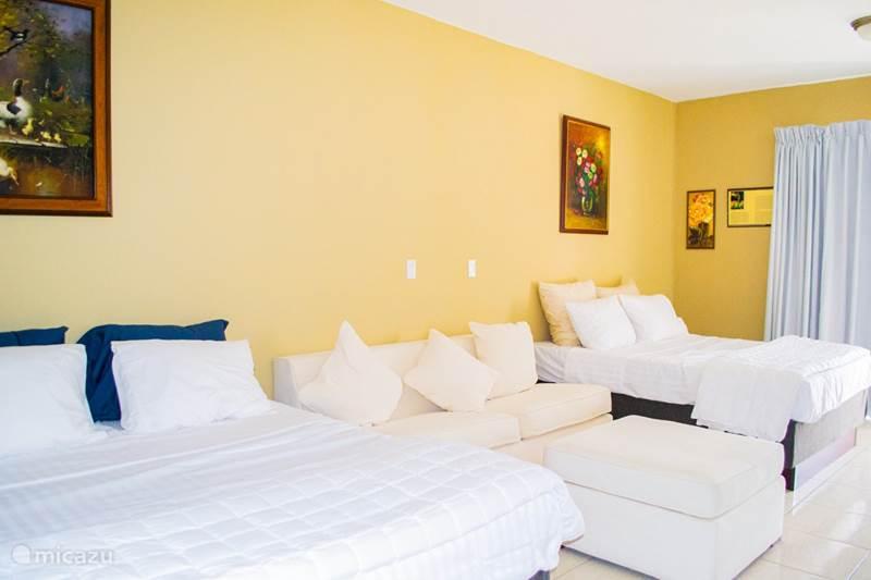 Vacation rental Curaçao, Curacao-Middle, Santa Rosa-Scherpenheuvel Apartment Sentebibu (Aloe)