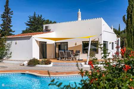 Vakantiehuis Portugal, Algarve, Carvoeiro - villa Casa das Olivieras