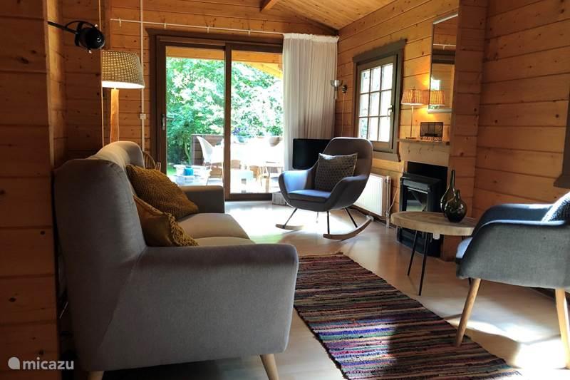Vakantiehuis Nederland, Drenthe, Koekange Bungalow De Blokhut