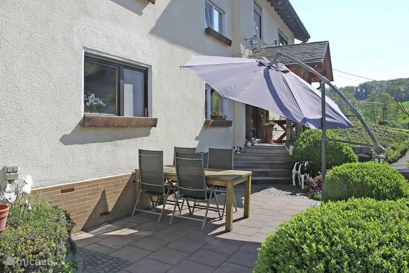 Vakantiehuis Duitsland, Westerwald, Katzwinkel (Sieg) Boerderij Hof Scheuern