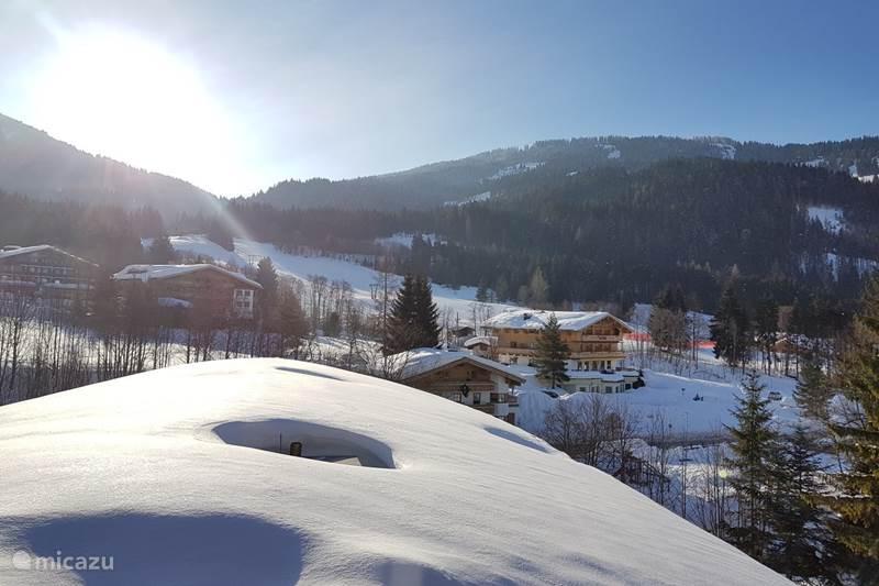Vacation rental Austria, Salzburgerland, Hinterthal Apartment Haus Sonnleiten